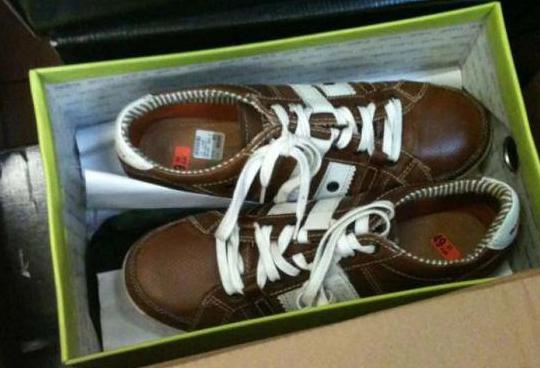 amerikanske størrelser sko