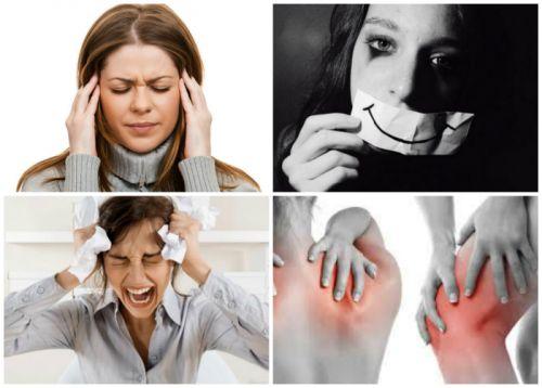 symptomes du vih